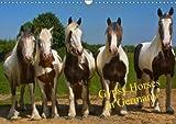 Gypsy Horses (Wandkalender 2013 DIN A4 quer): Schönheiten mit Puschelfüssen (Monatskalender, 14 Seiten) - weh-zet