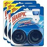 Harpic Twin Aquamarine Flushmatic - 100 g (Pack of 3)
