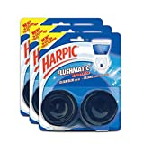 #9: Harpic Twin Aquamarine Flushmatic - 100 g (Pack of 3)