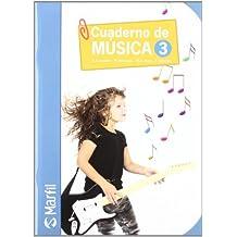 Cuaderno de Música-3 (Educación Primaria) - 9788426814630