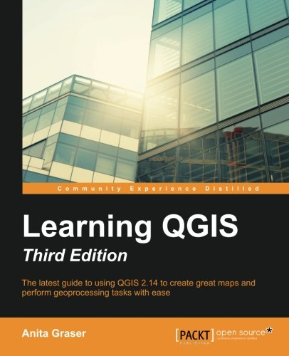 Learning QGIS - Third Edition Cover Image