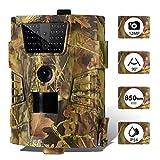 Wildlife Camera Infrarouge Complet LED Trail Camera Infrarouge étanche Détecteur de...