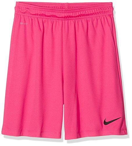 Nike Kinder Park II Knit Shorts ohne Innenslip, vivid pink/black, XL, 725988-616