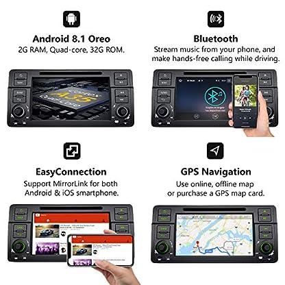 eonon-GA9250B-Android-81-fit-BMW-E46-1999-2004-2GB-RAM-32GB-ROM-Quad-Core-Indash-178-cm-7-Zoll-LCD-HD-Touchscreen-DVD-GPS-Bluetooth-Kopfeinheit-untersttzt-Lenkradsteuerung-4G-WiFi-DAB-Headunit