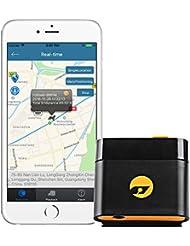 KOBWA GPS Tracker TK108 Auto Fahrzeug Tracking Locator Peilsender Personen und Fahrzeugortung GPS Sender kostenlose App für Smartphone