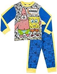 Bob Esponja - Pijama para Niños - SpongeBob SquarePants