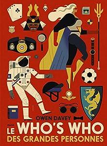 """Afficher """"Le who's who des grandes personnes"""""""