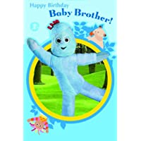 In The Night Garden Baby Brother Birthday Greeting Card