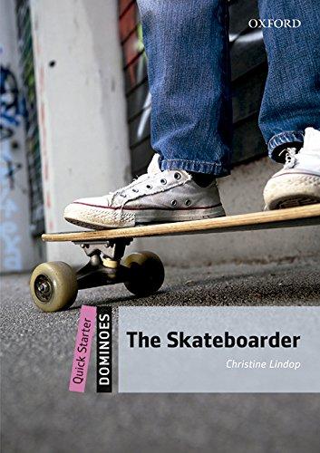 Dominoes Quick Starter. The Skateboarder MP3 Pack por Christine Lindop
