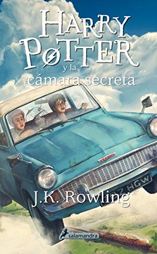 Harry Potter 2 y la cámara secreta (Spanisch Harry-potter-bücher)