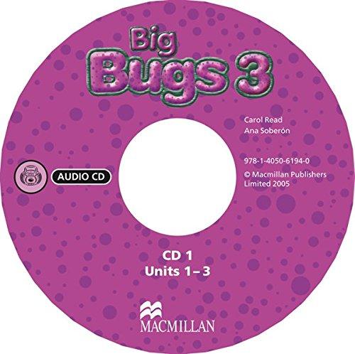 Preisvergleich Produktbild Big Bugs: Level 3 / 3 Audio-CDs