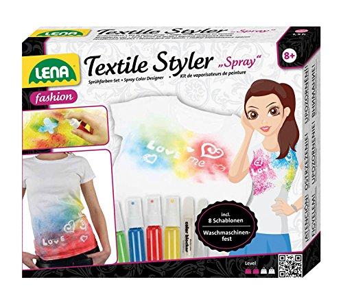 lena-42597-textile-styler-spray-mit-4-spruhfarben-waschmaschinenfest
