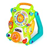 Chariot de marche Les premiers pas de bébé - Trotteur jouet avec activités pour enfants, garçons et filles