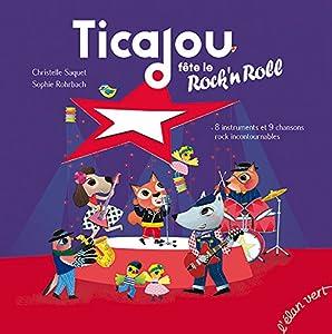 "Afficher ""Ticajou Ticajou fête le Rock'n'Roll"""