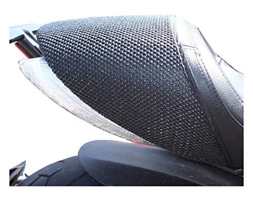 Triboseat Coprisella Passeggero Antiscivolo Nero Compatibile Con Ducati Diavel (2010-2019)
