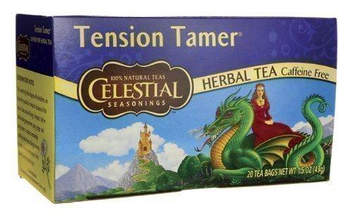 Celestial Seasonings | Tee Tension Tamer | 20 Teebeutel (43g) (Tension Tamer Tee)
