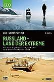 360° - GEO Reportage: Russland - Land der Extreme [4 DVDs]