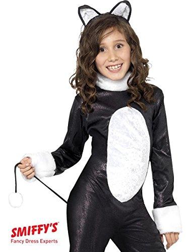 Costume super cat 5/6 anni - smiffy's.costumi carnevale bambini 5/6 anni, vestiti e travestimenti halloween e natale