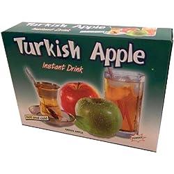 Türkischer Apfeltee Ottoman - grüner Apfel - Instant Teegetränk Pulver 700g