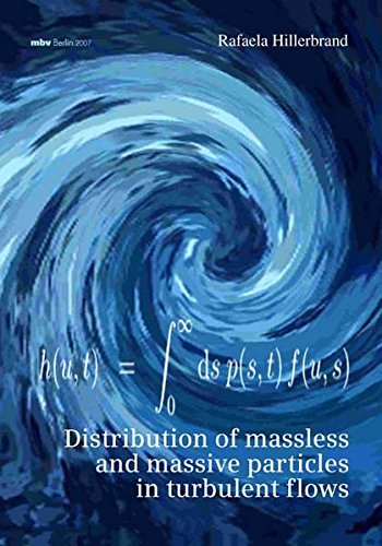 Distribution of massless and massive particles in turbulent flows: Differences and commons between Lagrangian tracers and inertial particles