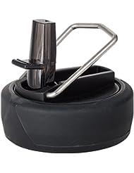 Salewa Drinkstraw Closure Runner Btl - Pajita, color negro, talla única