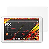 atFolix Folie für Archos 101c Platinum Displayschutzfolie - 2 x FX-Antireflex-HD hochauflösende entspiegelnde Schutzfolie