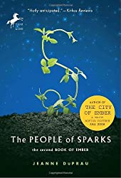The People of Sparks: Book of Ember 2