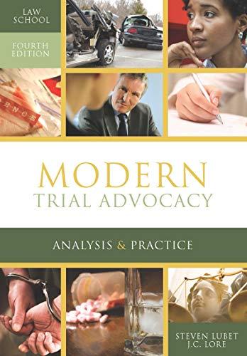 Modern Trial Advocacy: Analysis and Practice, Law School Edition (NITA) (English Edition) - Nita Advocacy Trial