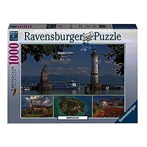Ravensburger 19460 Puzzle Puzzle - Rompecabezas (Puzzle Rompecabezas, Paisaje, Niños y Adultos, Bodensee, Niño/niña, 14 año(s))