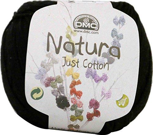 dmc-natura-yarn-100-cotton-noir-n11