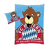 Fc Bayern München Bettwäsche Mit Logo Des Fcb