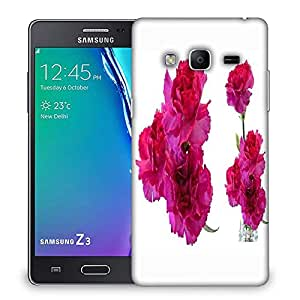 Snoogg beautiful flowers Designer Protective Back Case Cover For Samsung Galaxy Tizen T3