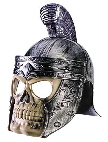 Wikinger Kostüm Männlich - Forum X82557 Helm, Men, grau,