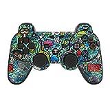 Sony Playstation 3Skin pour manette Film de protection-Design Ensemble d'autocollants Styling pour manette PS3, Jewel Thief