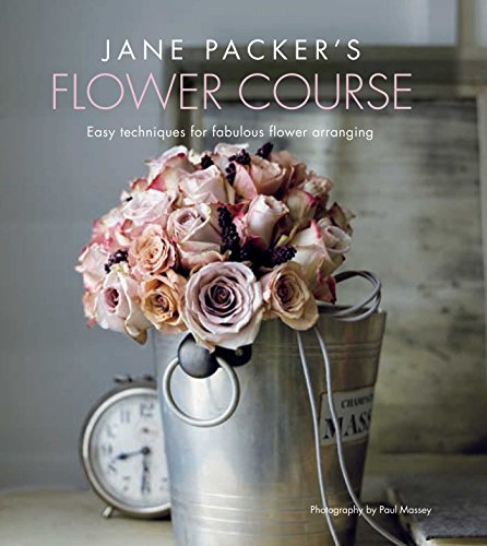 Jane Packer's Flower Course Cover Image