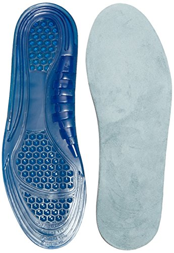 Worksite Unisex-Adult Gel Insoles Sport Insole