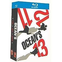 Ocean's Eleven + Ocean's Twelve + Ocean's 13 - Coffret 3 Blu-Ray
