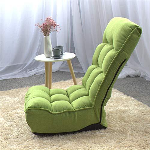 ALUN Sitzsack Ergonomisch Verstellbares Klappsofa Relax Floor Gaming Chair Wohnzimmermöbel Boden Couch Klappstuhl Lesen Oder Ausruhen