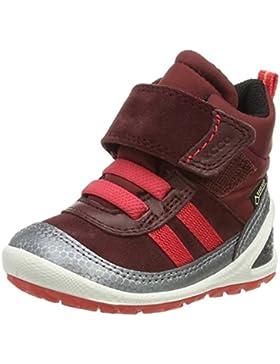 ECCO Biom Lite Infants Boot - Zapatillas de Running de Cuero Bebé-Niños