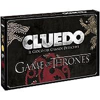 Winning Moves WM027410 - Cluedo Game of Thrones