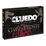 Winning Moves WM027410 - Cluedo Game of Thrones