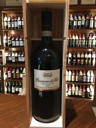 Brunello di Montalcino DOCG 2010 Lt 1,500 TENUTA NUOVA Vini di Toscana