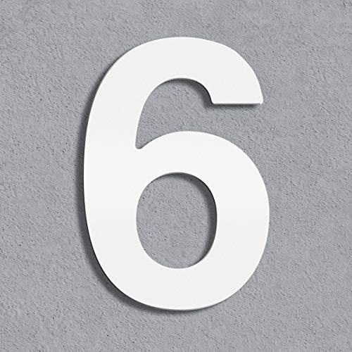 Hausnummer 20cm (Höhe)