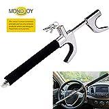 Best Steering Wheel Locks - Car Steering Wheel Security Locks, MONOJOY Upgraded [Prevent Review