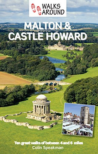 Walks Around Malton & Castle Howard: 1 by Speakman (2016-03-21)