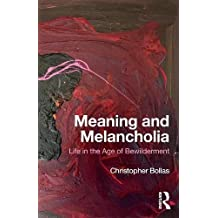 Meaning and Melancholia: Life in the Age of Bewilderment