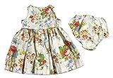 Polo_Ralph Lauren Mädchen Kleid Gr. 6 Monate, Multi
