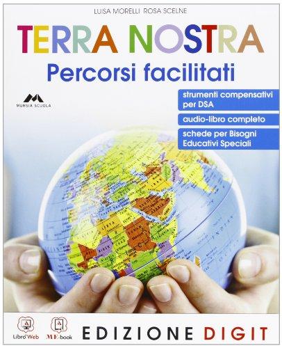 Terra nostra Italia, Europa, Mondo - Percorsi facilitati