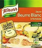 Knorr Sauce Beurre Blanc  l'Échalote la Brique 30 cl
