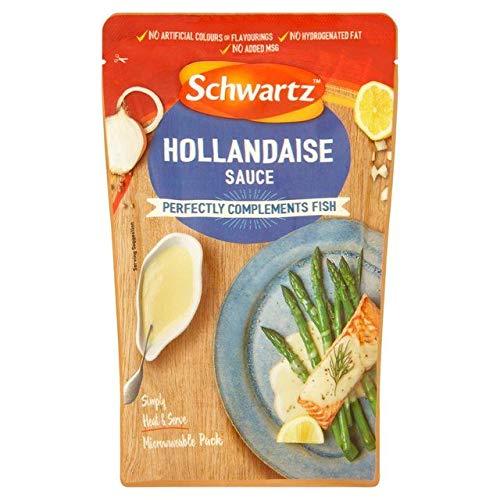 Schwartz Hollandaise Sauce for Fish 300g